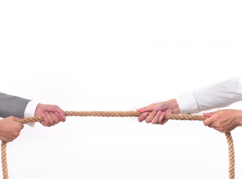 Gestion de conflit en situation professionnelle